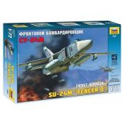 7267 Звезда Фронтовой бомбардировщик Су-24М, 1/72