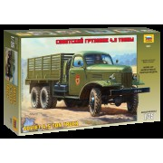 3541 Звезда Советский грузовик 4,5 тонны (ЗиС-151), 1/35
