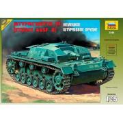 3548 Звезда Немецкое штурмовое орудие Штурмгешутц III (StuGIII Ausf B), 1/35