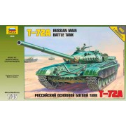 3552 Звезда Российский основной боевой танк Т-72А, 1/35