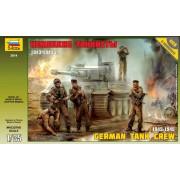 3614 Звезда Немецкие танкисты 1943-1945 г., 1/35