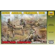 3618 Звезда Советские санитары 1943-1945 г., 1/35