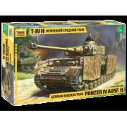 3620 Звезда Немецкий средний танк T-IV (H), 1/35
