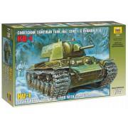 3624 Звезда Советский тяжелый танк КВ-1 образца 1940 г. с пушкой Л-11, 1/35