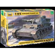 3641 Звезда Немецкий танк Т-IV E, 1/35