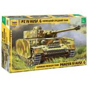 3674 Звезда немецкий средний танк Pz IV ausf. G, 1/35