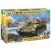 3686 Звезда Советский средний танк Т-34/76 обр. 1942 г., 1/35