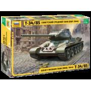 3687 Звезда Советский средний танк Т-34/85 (обр.1944), 1/35