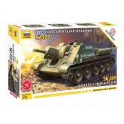 5043 Звезда Советская самоходная установка СУ-122, 1/72