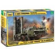 5068 Звезда С-400 Триумф Российский зенитно-ракетный комплекс, 1/72