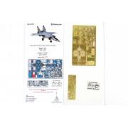 МД 072232 Микродизайн МиГ-25 (все типы) от ICM, 1/72