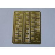 МД 035208 Микродизайн Набор фототравления петли для ГАЗ-М1 от Звезды (3634), 1/35