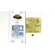 МД 035243 Микродизайн Фототравление T-IV основной набор, 1/35