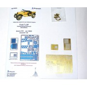 МД 035245 Микродизайн Набор фототравления для модели Ford-T LCP от ICM, 1/35