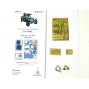 МД 035265 Микродизайн Набор фототравления для модели Ford-T Utility от ICM, 1/35