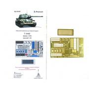 МД 035283 Микродизайн Фототравление Т-34/85 от ICM, 1/35