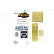 МД 035314 Микродизайн Sd.Kfz.182 KingTiger базовый набор (Звезда/ICM), 1/35