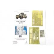МД 035389 Микродизайн К-4385 Тайфун ВДВ (MENG), 1/35