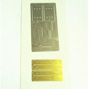 МД 035240 Микродизайн Пилки мельхиоровые