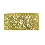 МД 100215 Микродизайн Лекало для имитации ржавчины тип 2