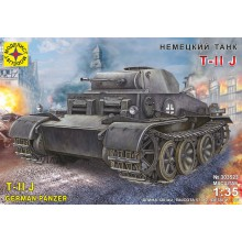303523 Моделист Немецкий танк T-II J, 1/35