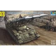 303537 Моделист Пусковая установка ЗРК КУБ, 1/35