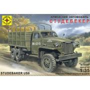 303547 Моделист Studebaker US6, 1/35