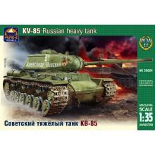 35024 ARK-models Советский тяжелый танк КВ-85, 1/35