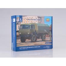 1304AVD AVD models Сборная модель КАМАЗ-4350 4x4 Мустанг, 1/43