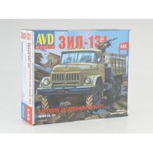 1319AVD AVD models Сборная модель ЗИЛ-131 бортовой, 1/43