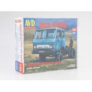 1323AVD AVD models Седельный тягач КАЗ-608В, 1/43