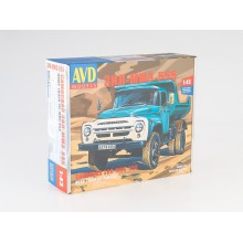 1329AVD AVD models Самосвал ЗИЛ-ММЗ-555, 1/43