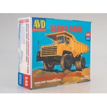 1330AVD AVD models Карьерный самосвал БЕЛАЗ-540А, 1/43