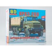 1347AVD AVD models Сборная модель КРАЗ-260 бортовой (поздний), 1/43