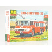 1361AVD AVD models ЗИЛ-SIDES VMA-30, 1/43
