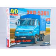1405AVD AVD models Сборная модель ЗИЛ-5301 Бычок, 1/43