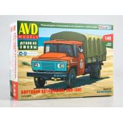 1451AVD AVD models Сборная модель Бортовой автомобиль ЗИЛ-130Г, 1/43