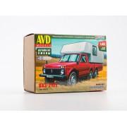 1491AVD AVD models Сборная модель ВАЗ-2121 Кемпер, 1/43