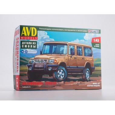 1494AVD AVD models Сборная модель Автомобиль 230810, 1/43