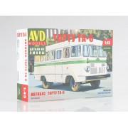 4018AVD AVD models Автобус Тарту ТА-6, 1/43