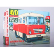 4023AVD AVD models Сборная модель Автобус КАГ-3, 1/43