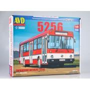 4026AVD AVD models Сборная модель Ликинский автобус 5256, 1/43