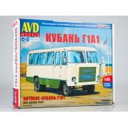 4044AVD AVD models Сборная модель Автобус Кубань Г1А1, 1/43