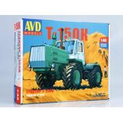 6002KIT AVD models Сборная модель Трактор Т-150К, 1/43