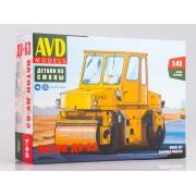 8005AVD AVD models Сборная модель Каток ДУ-63, 1/43