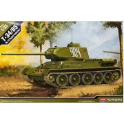 13290 Academy Танк  T-34/85 N112 Factory Production, 1/35