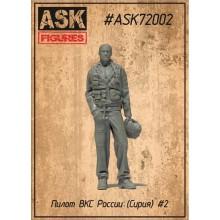 ASK72002 All Scale Kits (ASK) Пилот ВКС России (Сирия) N 2, 1/72
