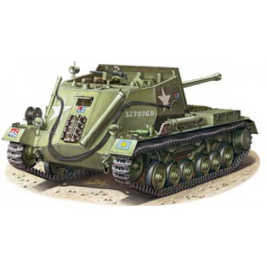 CB35074 Bronco 17pdr Self-Propelled Gun Archer, 1/35
