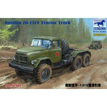 CB35194 Bronco Russian Zil-131V Tractor Truck, 1/35