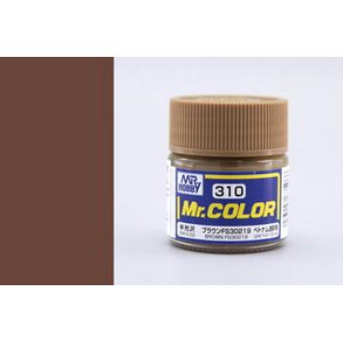 C310 Mr.Color BROWN FS30219, полуматовая, 10 мл